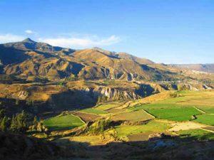Conocer Cabanaconde, Perú