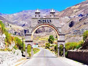 Conocer Chivay, Perú