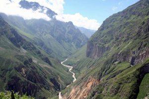 Conocer Cañón del Colca, Perú