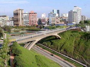 Conocer Distrito de Miraflores, Perú