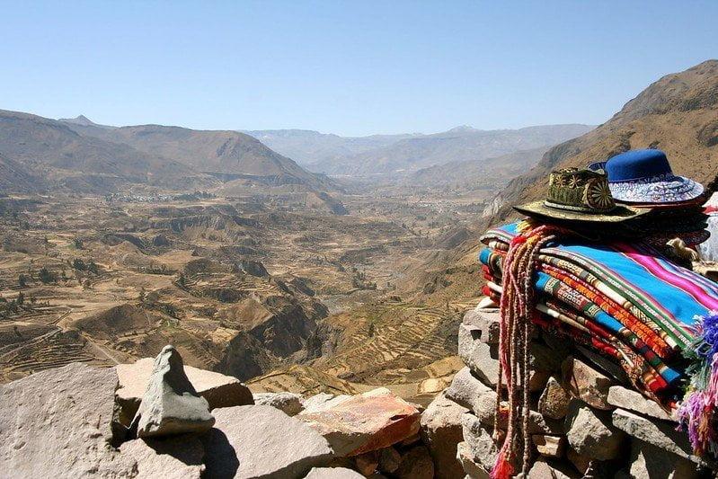 Cañon del Colca, Perú / Flickr @rial1975