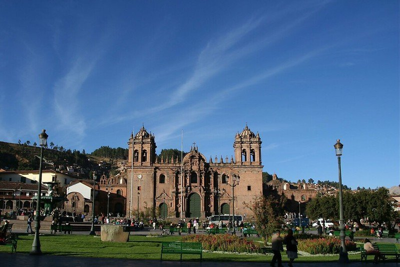 Cusco, Perú / Flickr @rial1975
