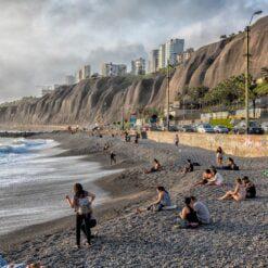 Playas de la Costa Verde